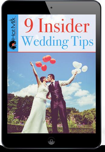 9 Insider Wedding Tips